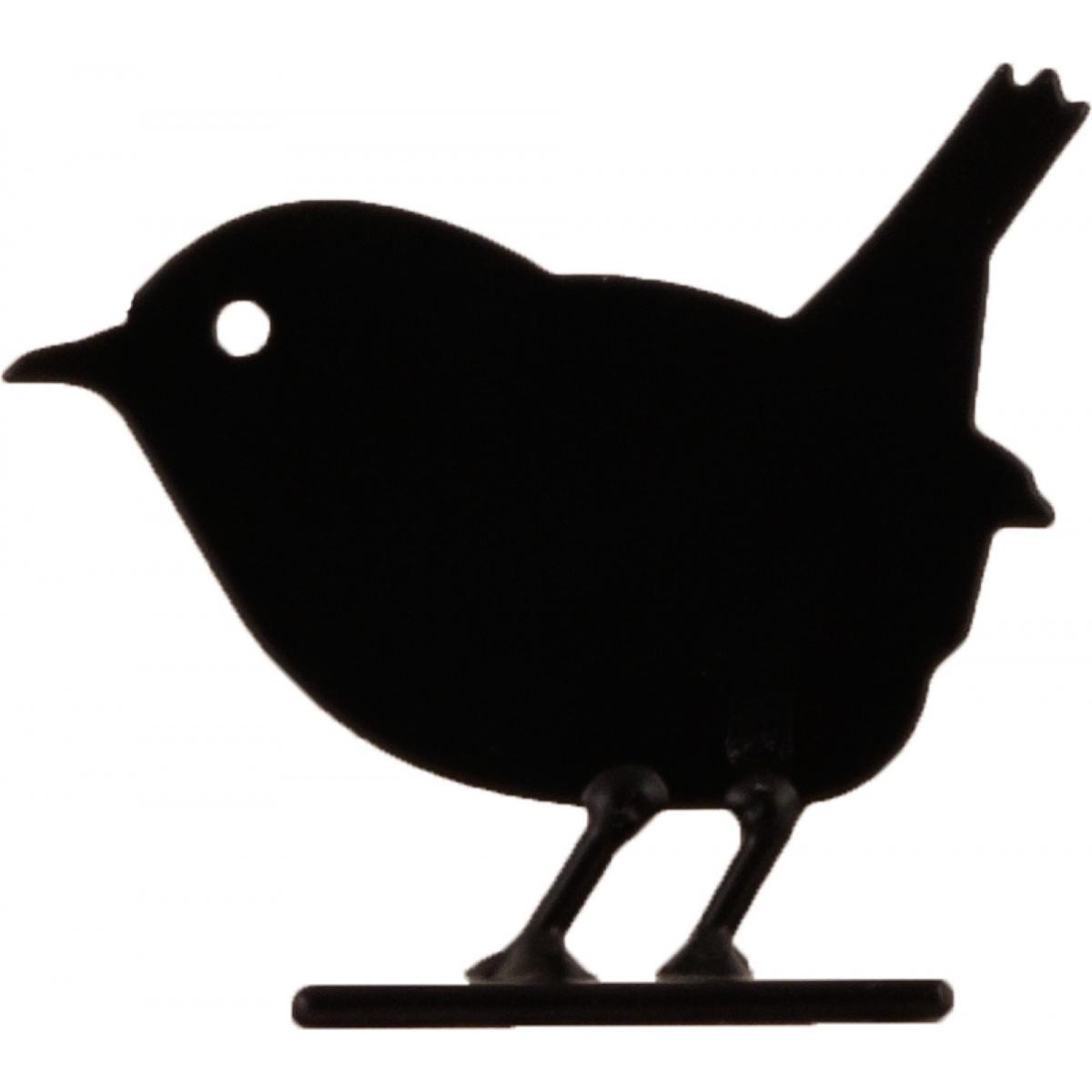 Wildlife Garden fuglesilhuet - gærdesmutte