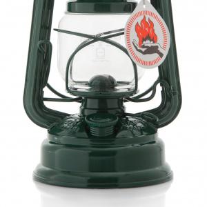 Feuerhand petroleumslampe - mosgrøn