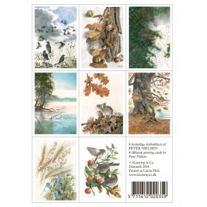 Koustrup & Co. kortmappe - efterår