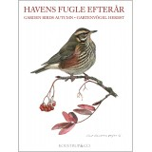 Koustrup & Co. kortmappe - fugle, efterår