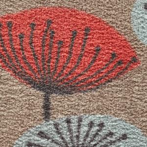 Hug Rug øko dørmåtte, 65x85 - Nature 11