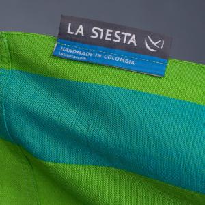 La Siesta hængekøje, 1 pers. - Sonrisa Lime
