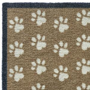 Howler & Scratch dørmåtte, 50x75 - Small Paws 2