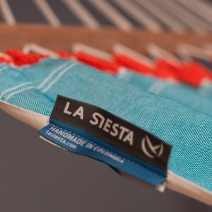 La Siesta hængekøje, 1 pers., tværpind - Fruta Curaçao