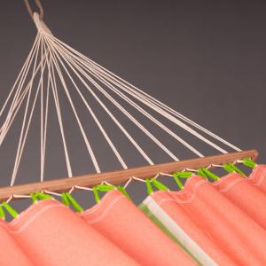 La Siesta hængekøje, 1 pers., tværpind - Fruta Mango