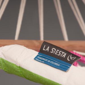 La Siesta hængekøje, 2 pers., tværpind - Colada Kiwi