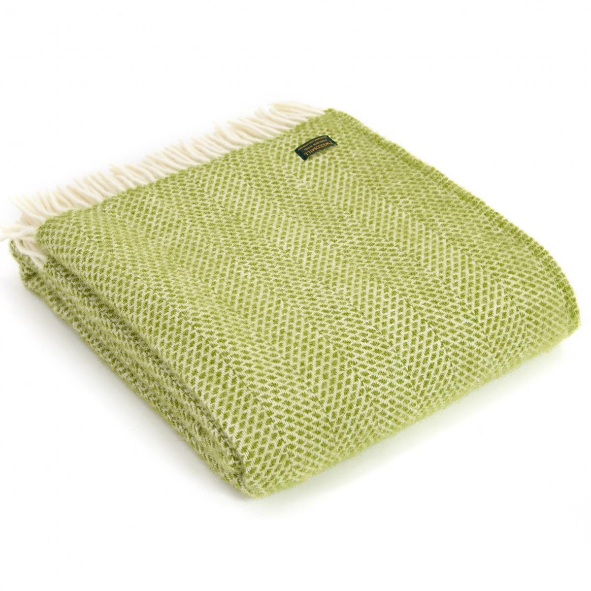 Tweedmill uldplaid - Beehive Kiwi