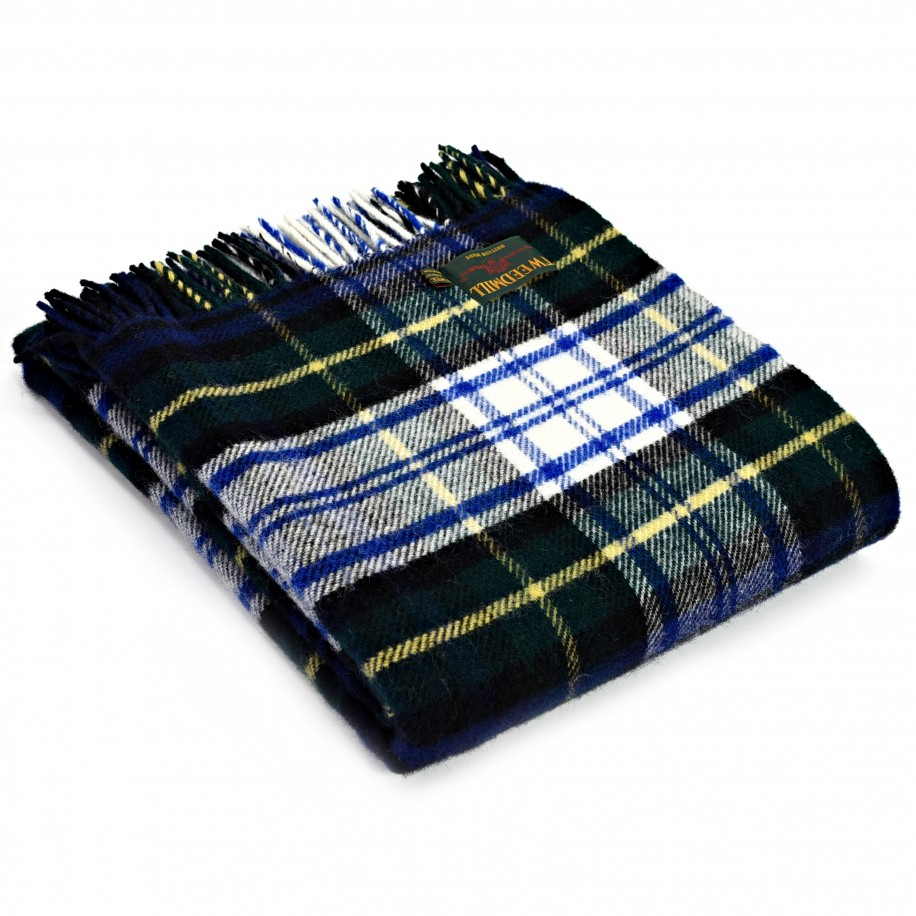 Tweedmill uldplaid - Tartan Dress Gordon