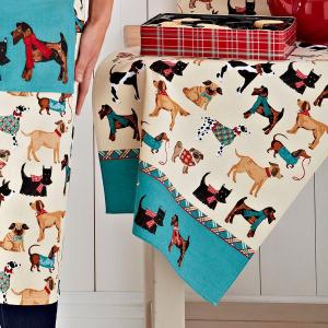 Ulster Weavers viskestykke - Hound Dog