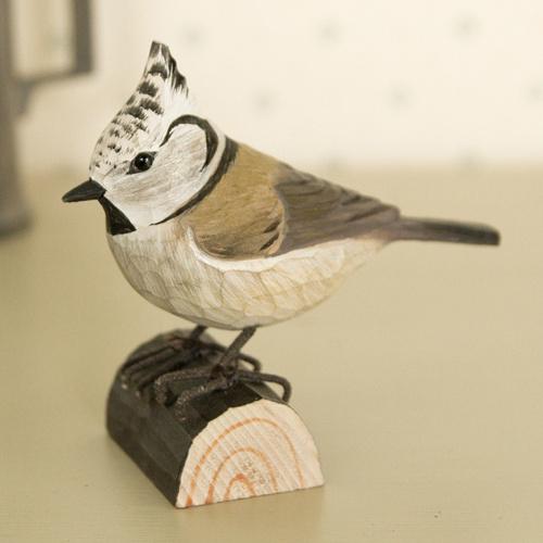 Wildlife Garden træfugl - topmejse