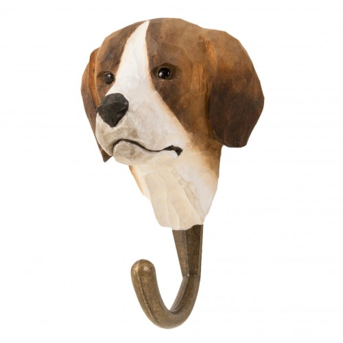 Wildlife Garden knag - hund
