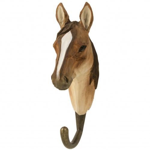 Wildlife Garden knag - hest