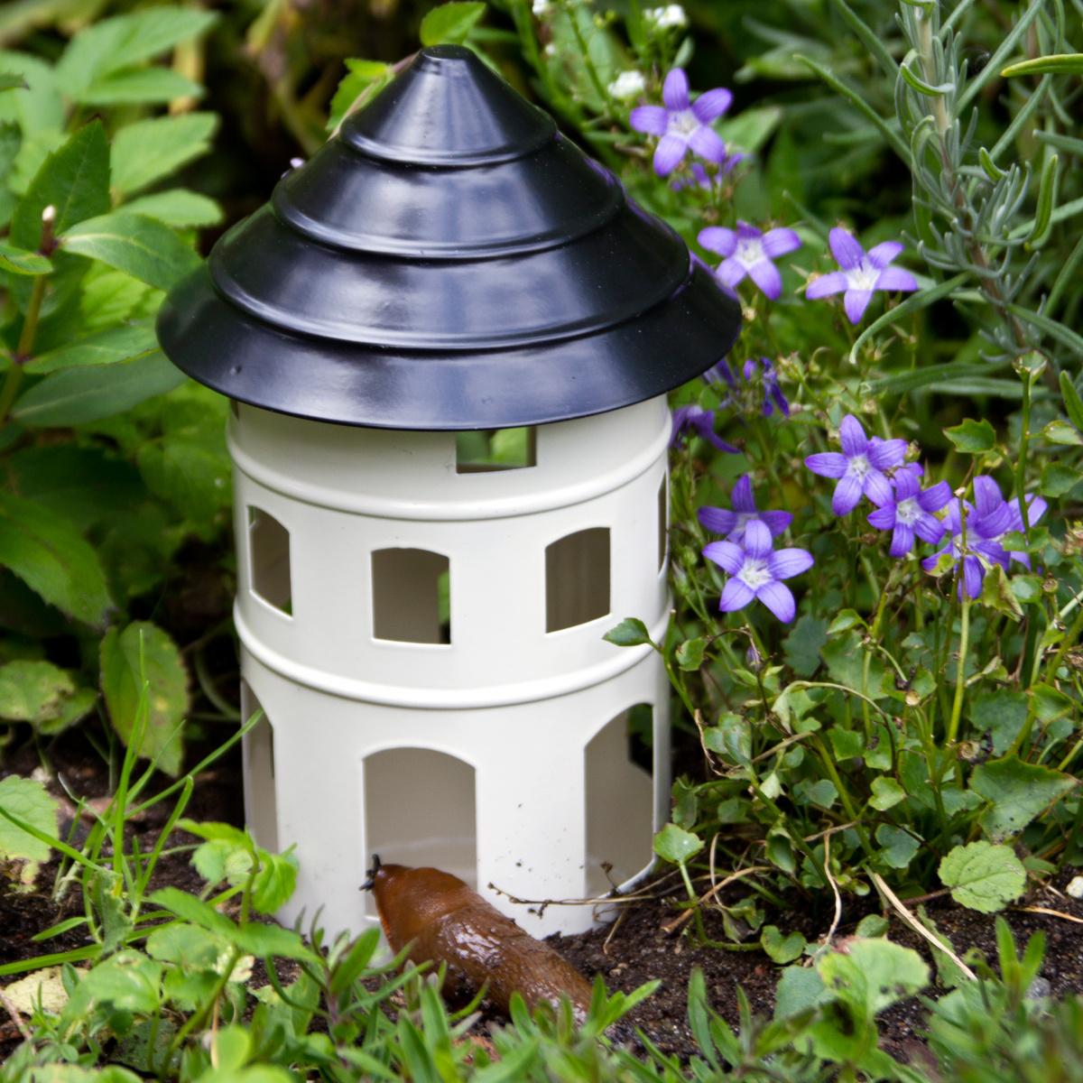 Wildlife Garden sneglefælde - hvid