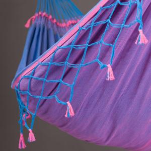 La Siesta hængekøje, 2 pers., øko - Copa Samurai Blue
