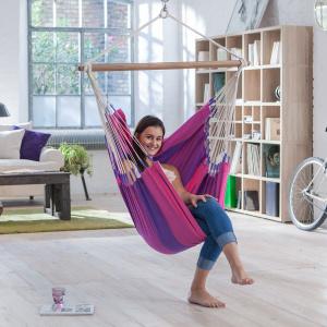 La Siesta hængestol - Orquídea Purple