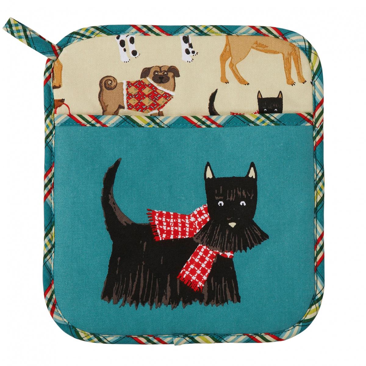 Ulster Weavers grydelap - Hound Dog