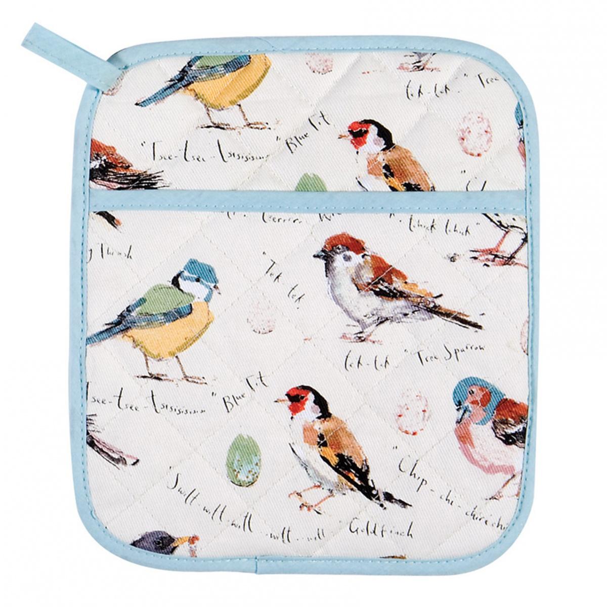 Ulster Weavers grydelap - Birdsong