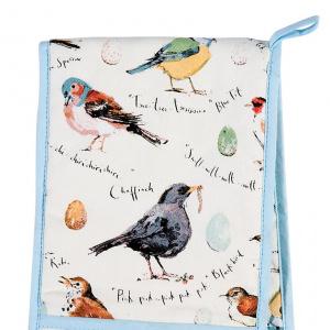 Ulster Weavers dobbelt ovnhandske - Birdsong