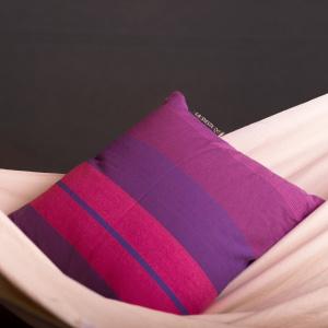 La Siesta pude til hængekøje - Orquídea Purple