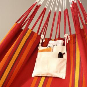 La Siesta sidetaske til hængekøje/-stol, øko