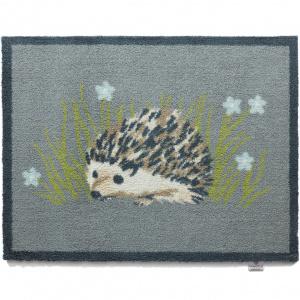 Hug Rug øko dørmåtte, 65x85 - Hedgehog 1