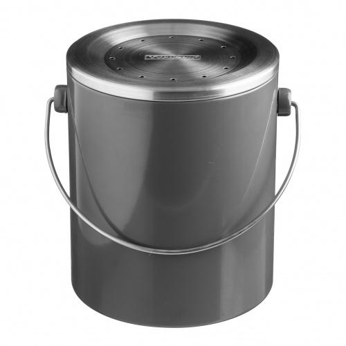 Typhoon kompostspand, 3 L - grå