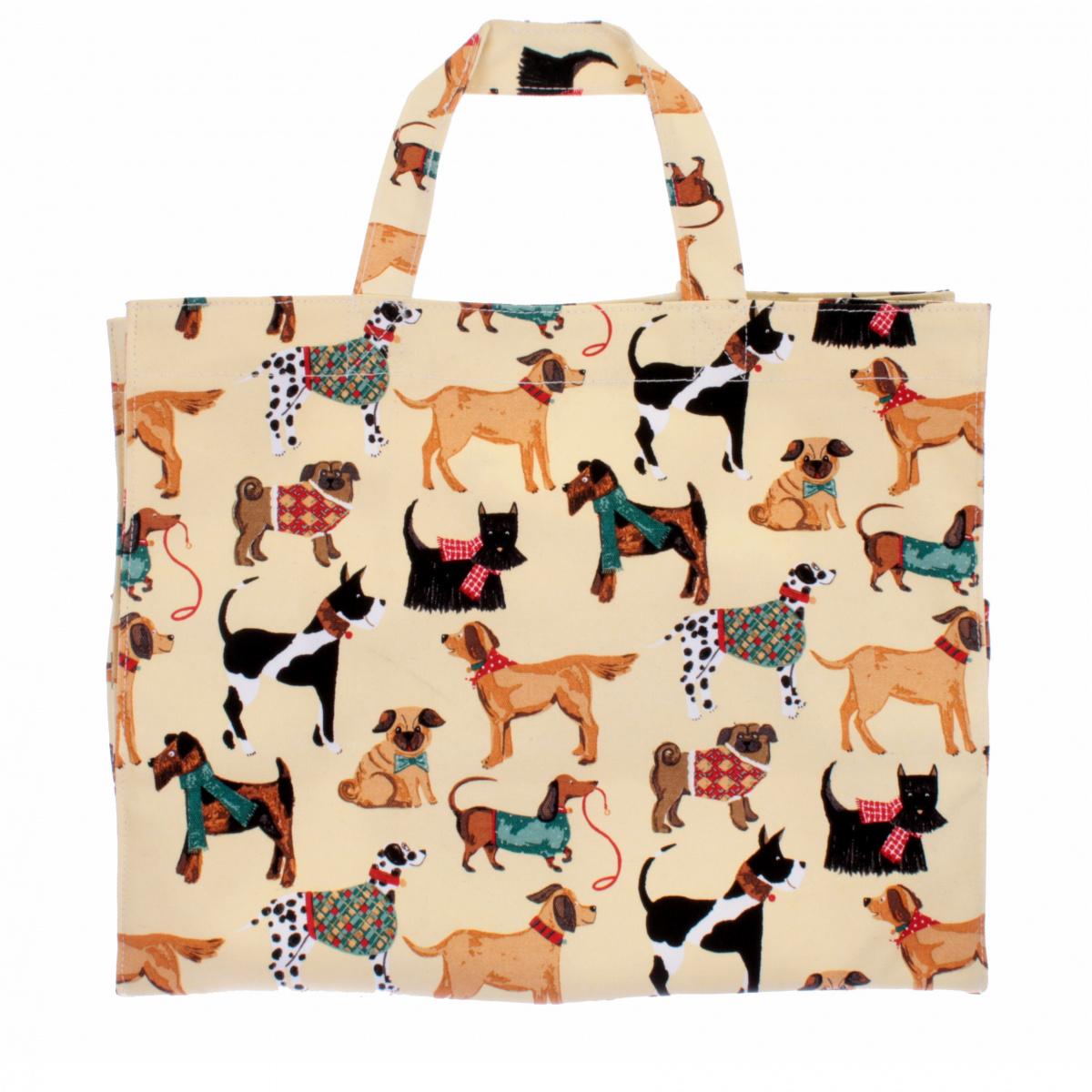 Ulster Weavers lærredspose - Hound Dog
