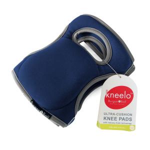 Burgon & Ball knæbeskyttere - marineblå