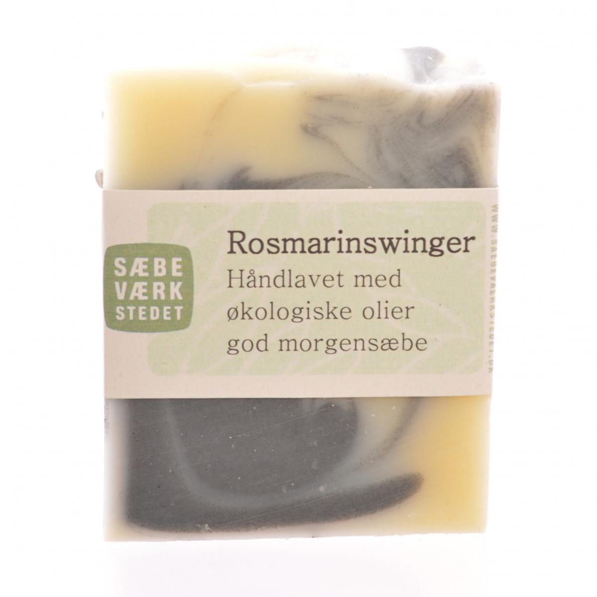 Sæbeværkstedet håndsæbe - rosmarinswinger