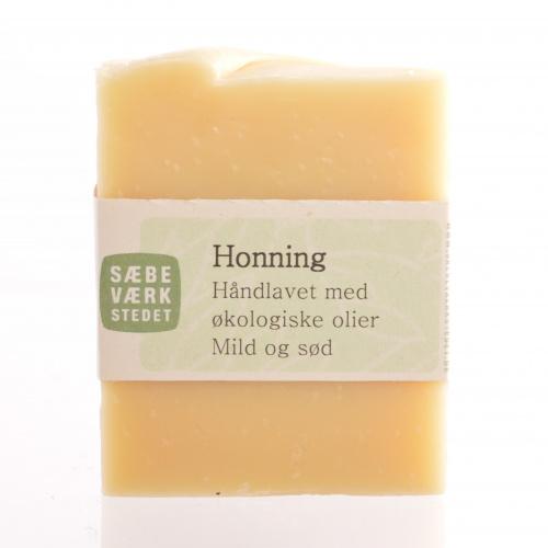 Sæbeværkstedet håndsæbe - honning