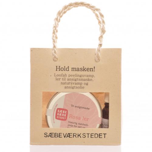 Sæbeværkstedet gavepose - Hold masken