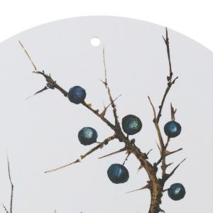 Koustrup & Co. skærebræt/vægdekoration - slåen