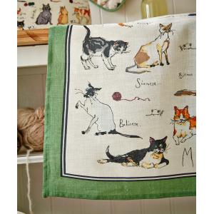 Ulster Weavers viskestykke - Cats