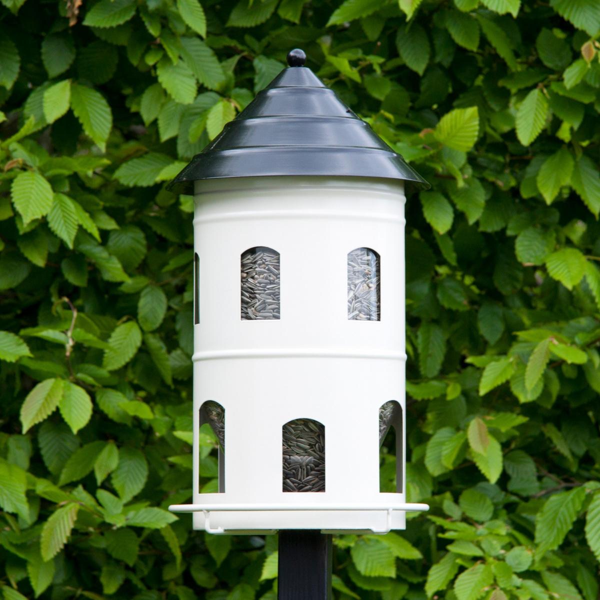 Wildlife Garden gigant foderautomat - hvid
