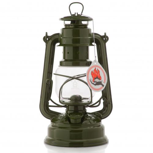 Feuerhand petroleumslampe - oliven