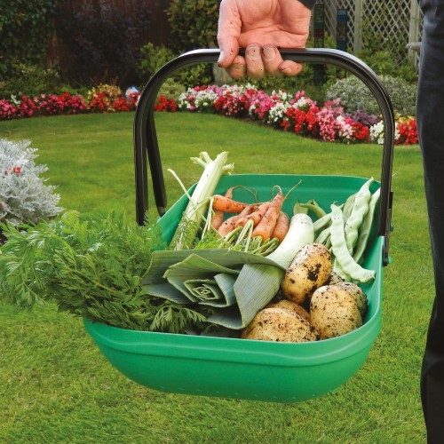 Garland høstkurv med si