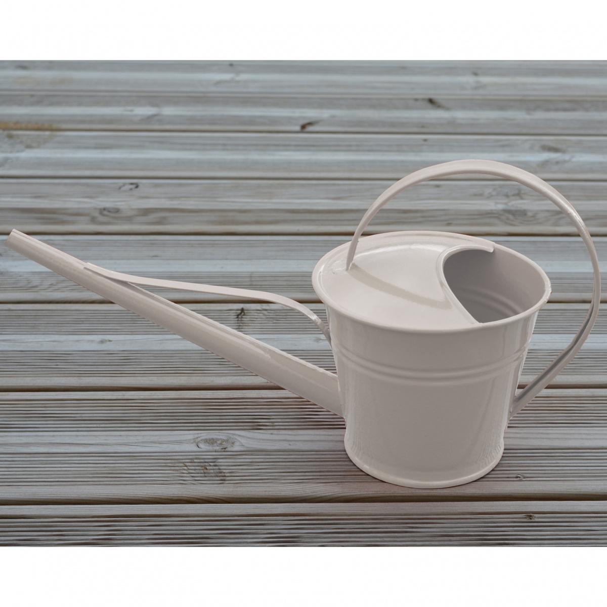 Zinc & Jardin 1,5 L vandkande - creme