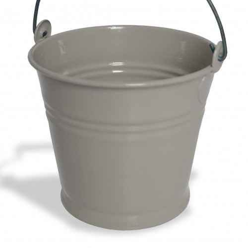 Zinc & Jardin 1,5 L spand med hank - creme