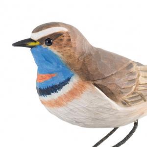 Wildlife Garden træfugl - blåhals