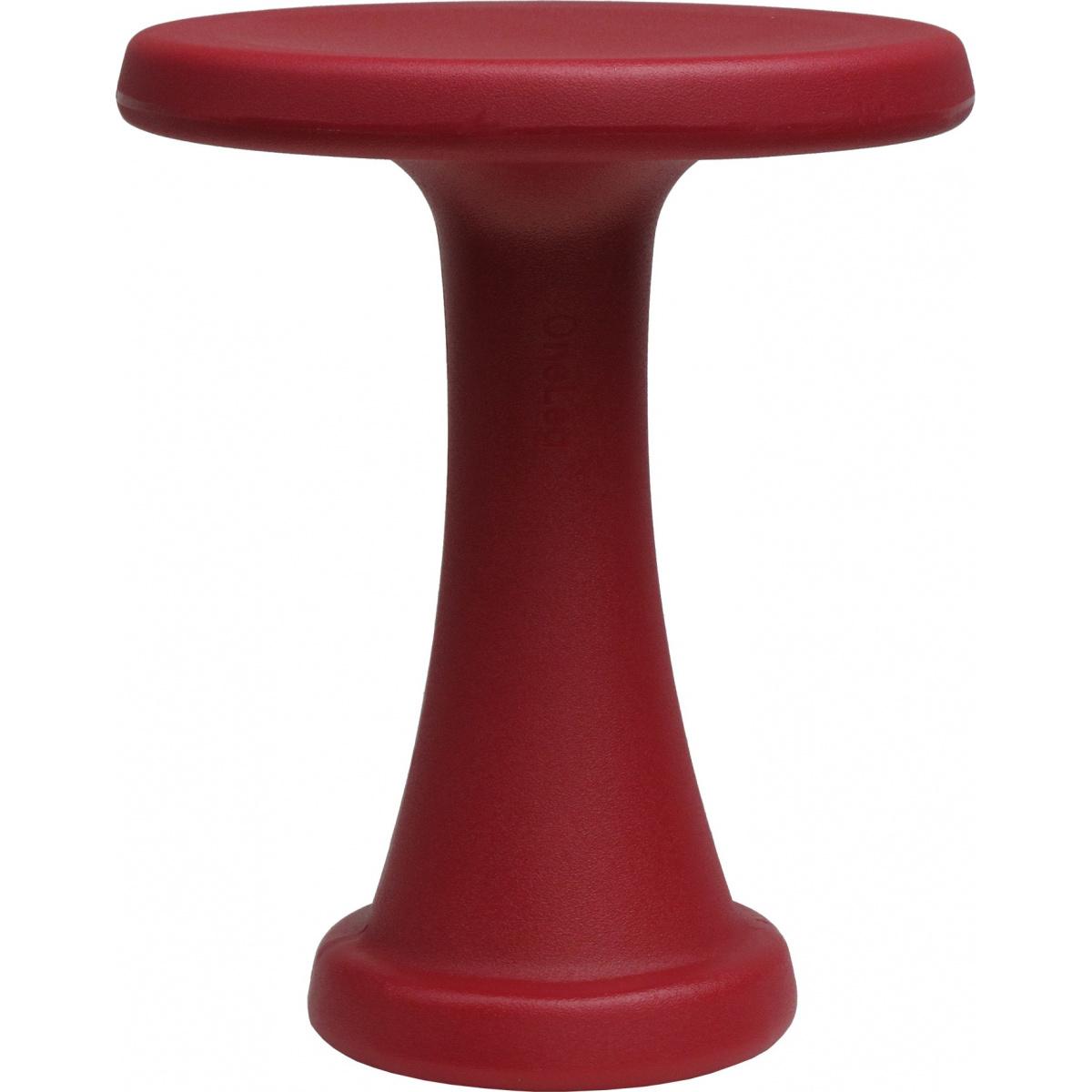 OneLeg skammel, 32 cm - rød