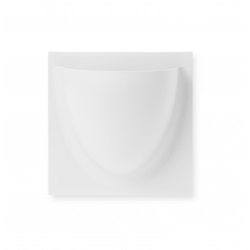 VertiPlants Mini vægkrukke - hvid
