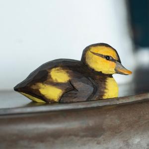 Wildlife Garden træfugl - gråand, ælling