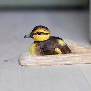 Wildlife Garden dørstopper - ælling
