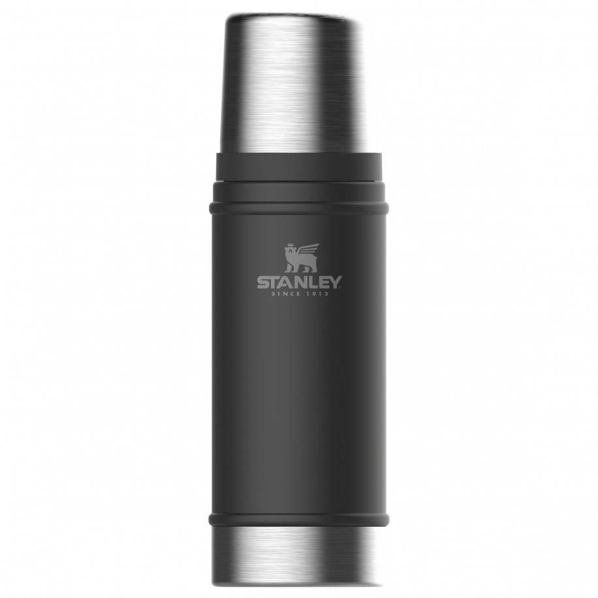 Stanley termoflaske, 0,47 L - sort