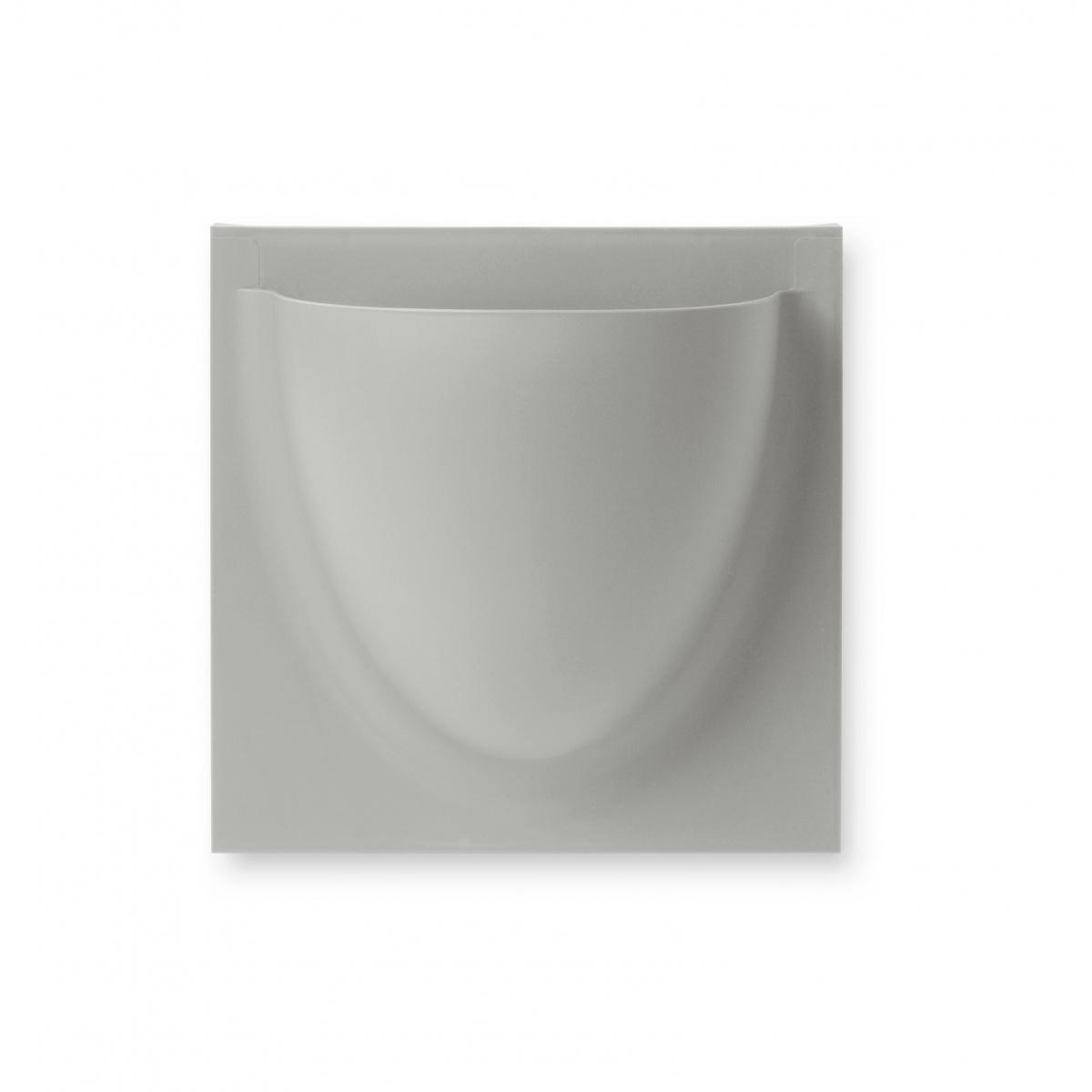 VertiPlants Mini vægkrukke - grå