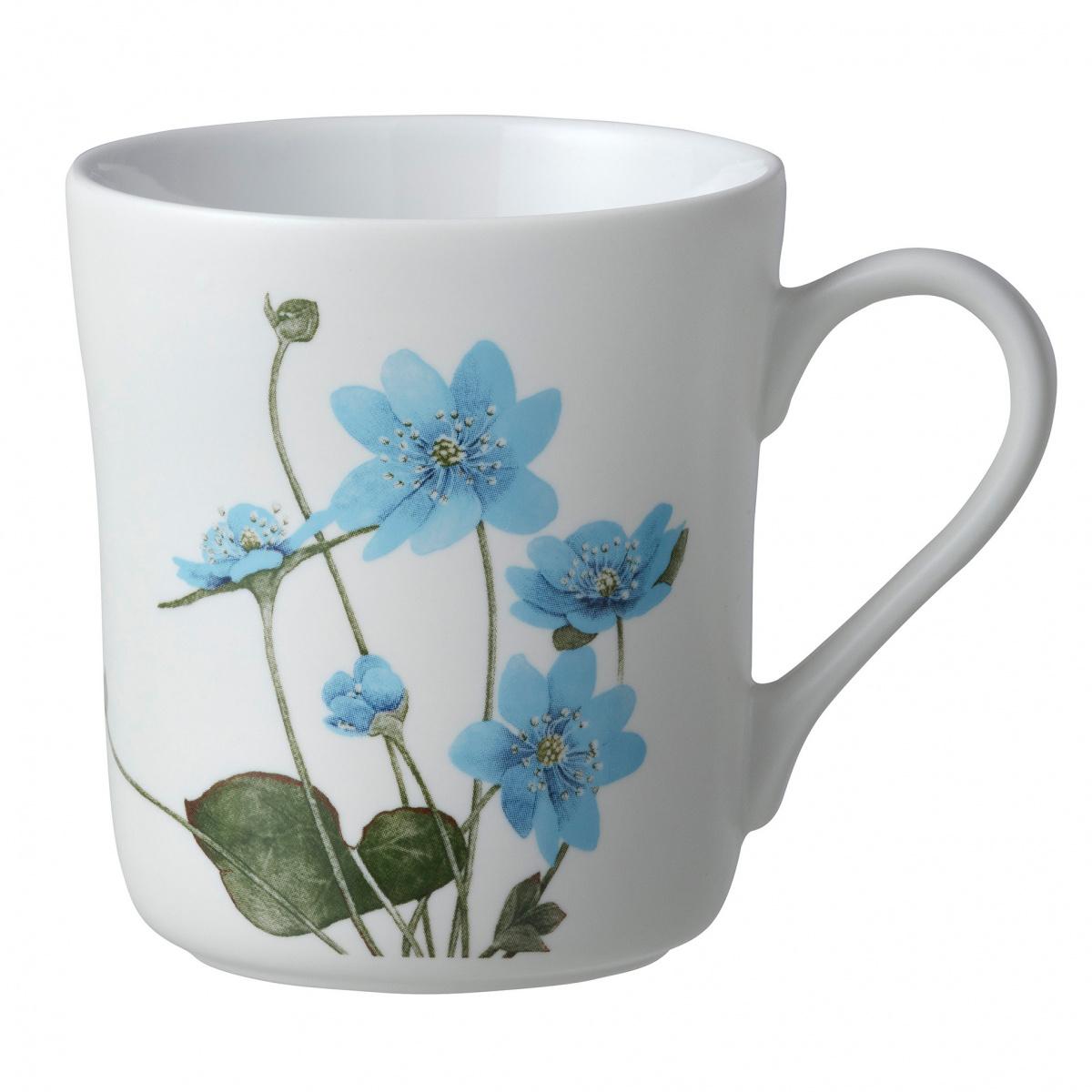 Koustrup & Co. krus - blå anemone