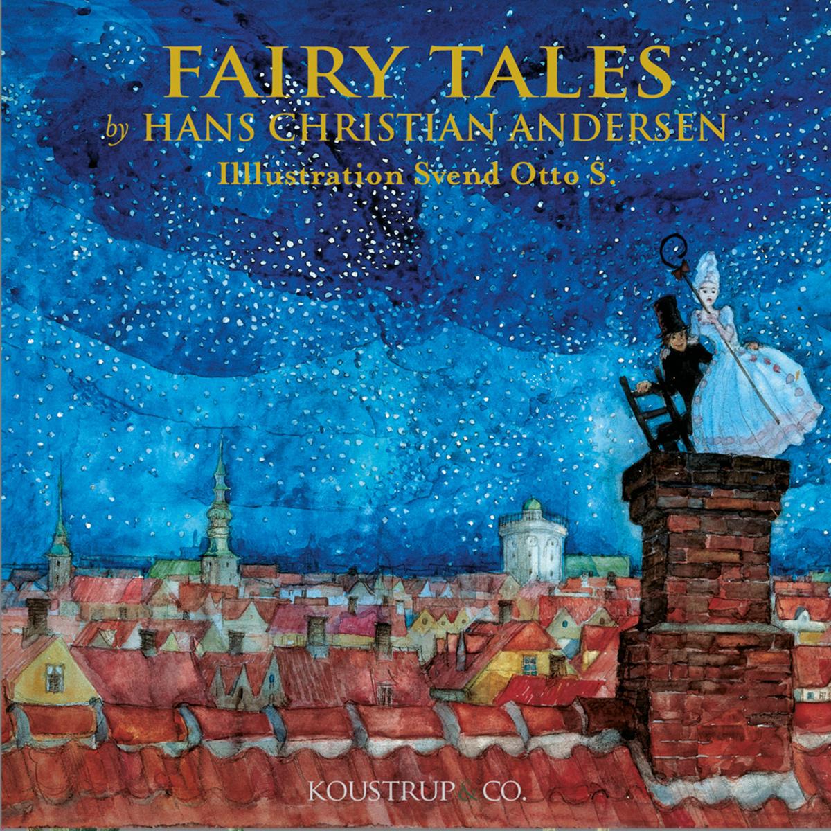 Koustrup & Co. kortmappe - Fairy Tales af H.C. Andersen
