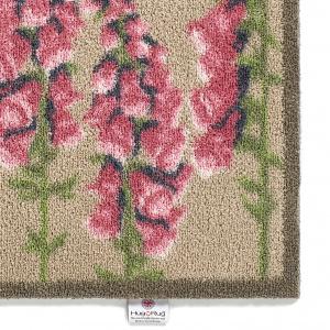 Hug Rug øko dørmåtte, 65x85 - Floral 2
