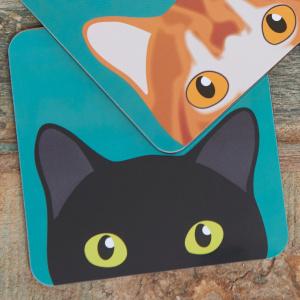 Burgon & Ball bordskånere - katte