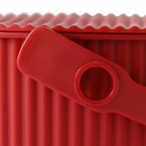 Omnioutil spand - rød,  8 L